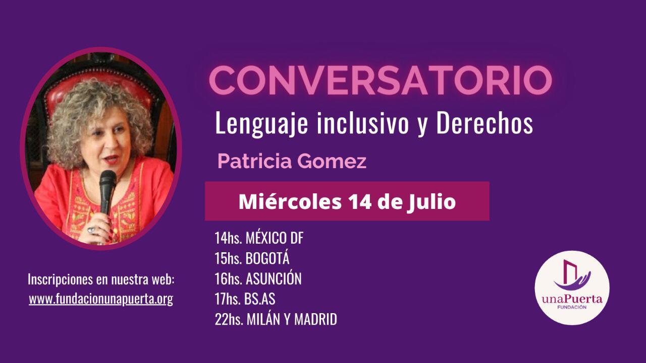 Lenguaje inclusivo y Derechos