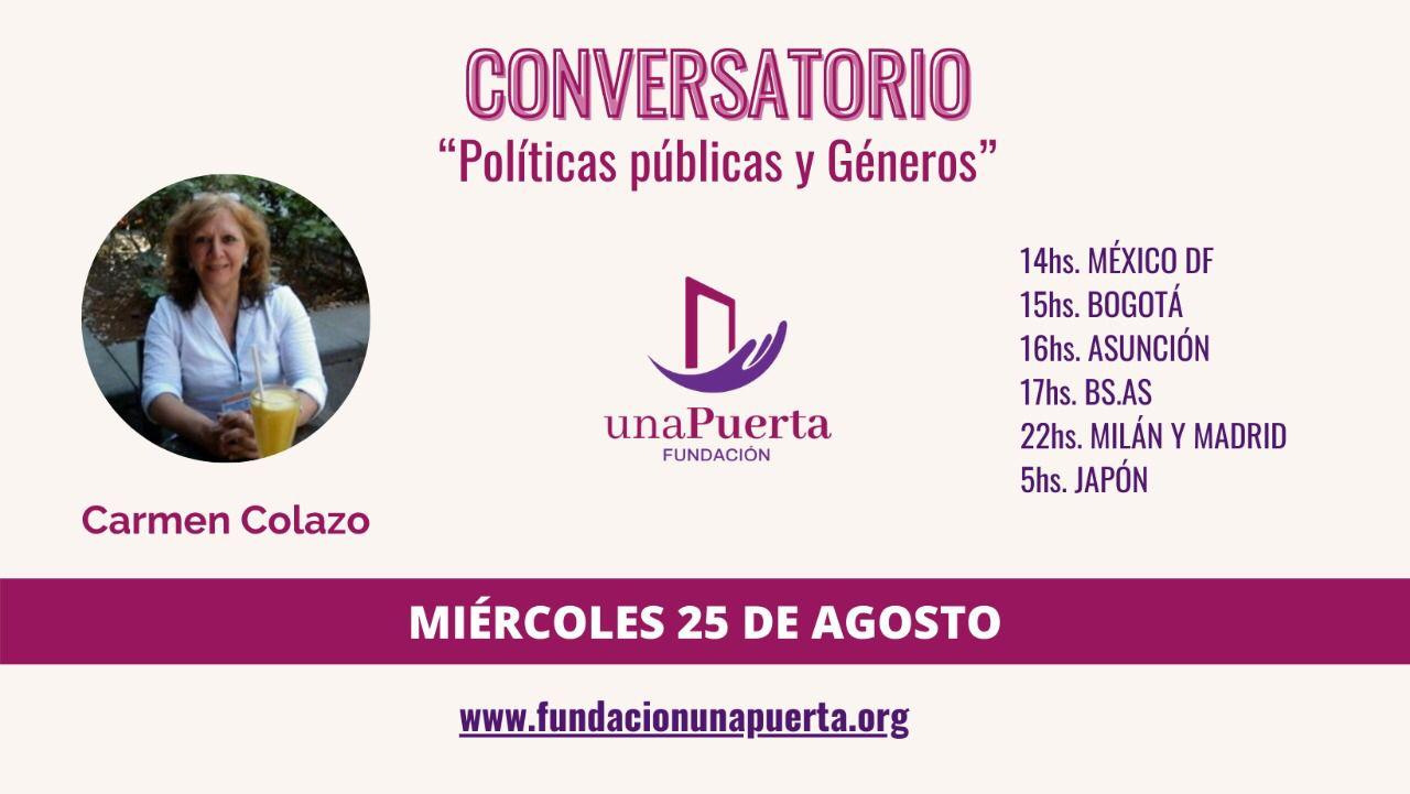 Políticas públicas y generos