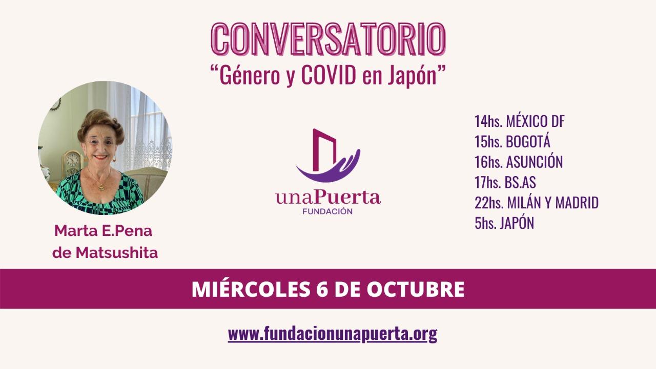 Género y COVID en Japón